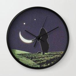 Nosedive Wall Clock
