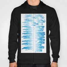 Abstract water texture with light reflections Hoody