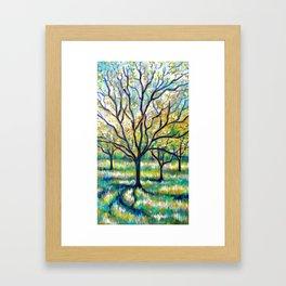 Spring Orchard (*Koinonia*) Framed Art Print