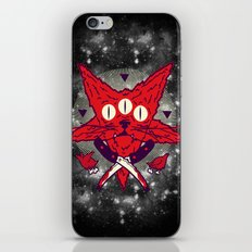Pleased to meet you. iPhone & iPod Skin