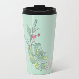 Suculenta Travel Mug