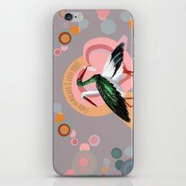 Love (GREFA) iPhone Skin