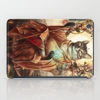 discount iPad Cases featuring Jizo Bodhissatva by Christina Hess