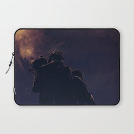 Under the Galaxies Laptop Sleeve