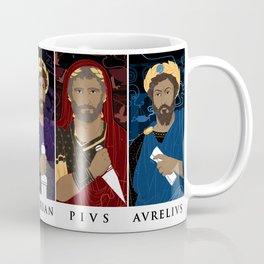 Five Good Roman Emperors Coffee Mug