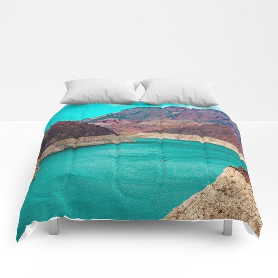 The Dam Comforters