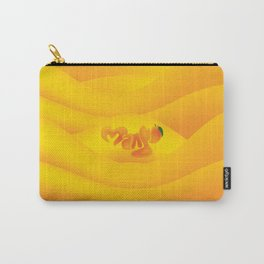 I Love Mango Carry-All Pouch