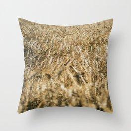 Wht Throw Pillow