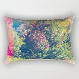 Beauty for Escape Rectangular Pillow