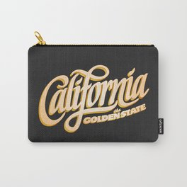 """""""The Golden State"""" T-Shirt Carry-All Pouch"""