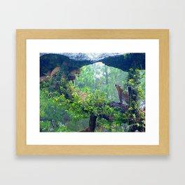 The Morning Light Framed Art Print
