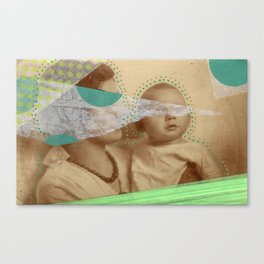 Madeo (Mother) Canvas Print
