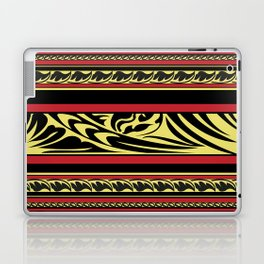 Maldivian Lacquer Work Laptop & iPad Skin