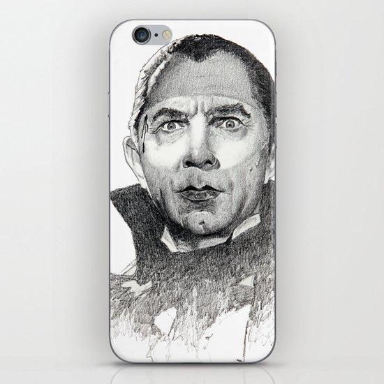 Dracula Bela lugosi iPhone & iPod Skin