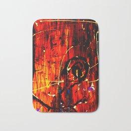 RED FOREST  Bath Mat