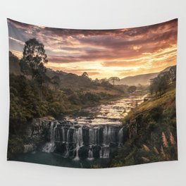 Fire & Water Wall Tapestry