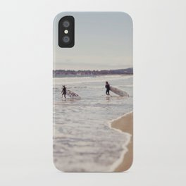 Surfers iPhone Case