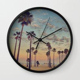 L.B.C. Wall Clock