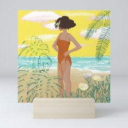 End of Summer Mini Art Print