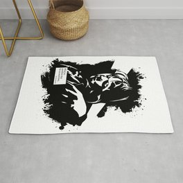 THE EXORCIST :: REGAN MACNEIL Rug