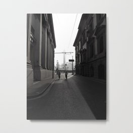 The Bund - Shanghai Metal Print