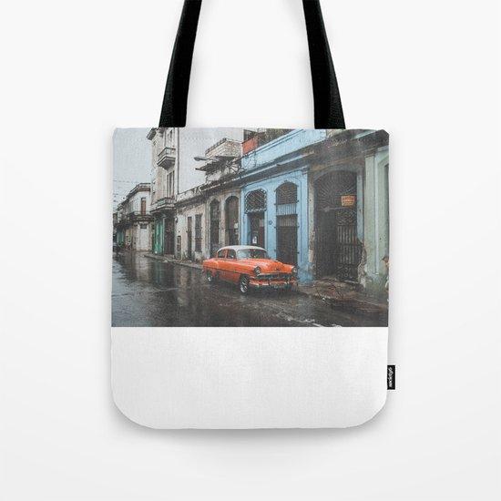 Havana V Tote Bag