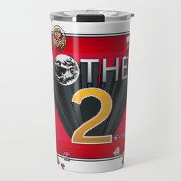 Alternative Mother 2 / Earthbound Title Screen Travel Mug