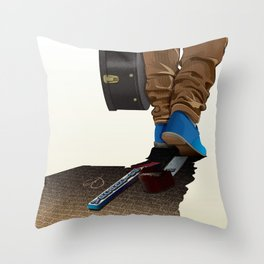 Can You Guess The Song Title? #1  Throw Pillow