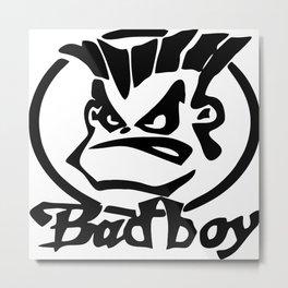 Bad Boy Metal Print