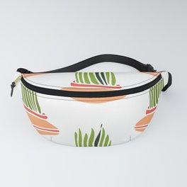 Lemongrass in Pots 3 Fanny Pack