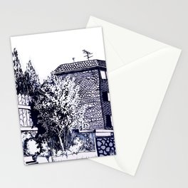 Our Neighborhood Stationery Cards