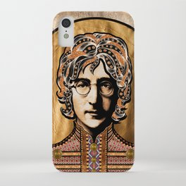 Boho Beatle (John) iPhone Case