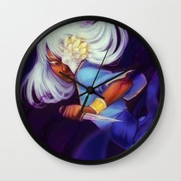 Young Elites: Adelina Wall Clock