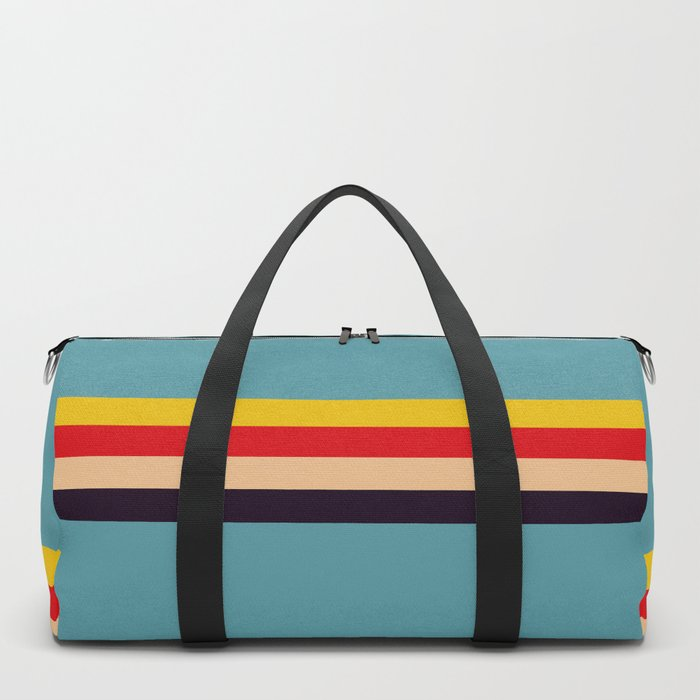 Classic Retro Thesan Duffle Bag