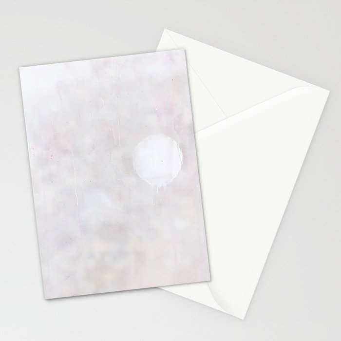 sunset shades haze Stationery Cards