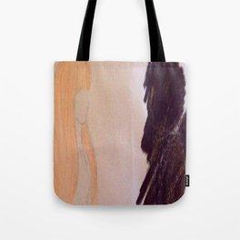 Shadow couple Tote Bag