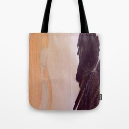 Shadow couple Tote Bag