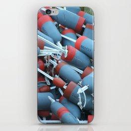 Fishing Bouys iPhone Skin