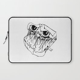 Monster grilled cheese Laptop Sleeve