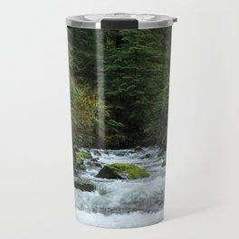 Neahkahnie Creek Cascades Travel Mug