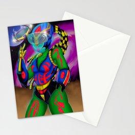 Alien Wear Stationery Cards