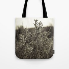 Fall Textures Tote Bag