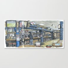 The Grad, Davis Canvas Print