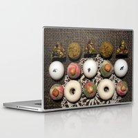 oriental Laptop & iPad Skins featuring Oriental by oxana zaika