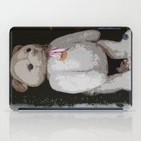 teddy bear iPad Cases featuring Teddy Bear by Christiane W. Schulze Art and Photograph