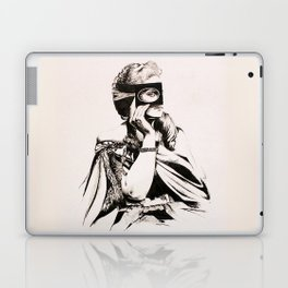 Napoleon's Wife (Napoleon III) Laptop & iPad Skin