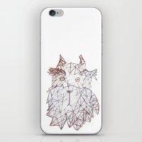 schnauzer iPhone & iPod Skins featuring schnauzer  by monicamarcov
