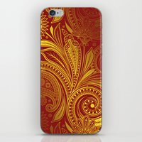 fancy iPhone & iPod Skins featuring Fancy by Ale Ibanez
