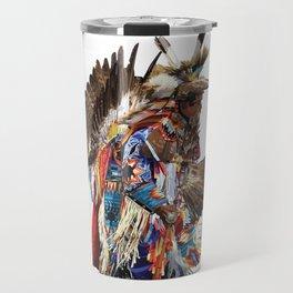 Eagle Dancer Travel Mug
