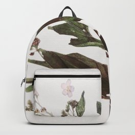 Flowing Lovely Floral Backpack